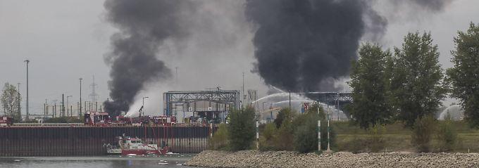 Chemikalienwolke über Ludwigshafen: Experten veröffentlichen BASF-Daten