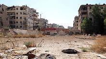 Keine Rettung von Verletzten: Feuerpause von Aleppo läuft aus
