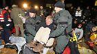 """Anti-Atom-Widerstand im Wendland: """"... bis zum nächsten Mal am Castor"""""""