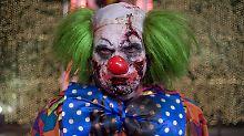 Bayern: keine Nachsicht für Täter: Horrorclowns machen Zirkusverband Sorgen