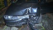 Dramatisches Ende einer Familienfeier: Mann rettet seinen Bruder aus Unfallauto