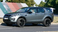 Der Name bleibt Programm: Vierzylinder Diesel für Discovery Sport?