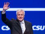 Keine Spitzenkandidatur angestrebt: Seehofer will nicht nach Berlin