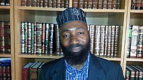 Abdu Semih Tadese ist Imam an der Uqbah-Moschee in Cleveland.