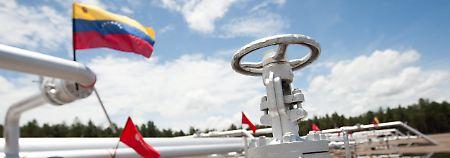 Staatspleite Venezuelas abgewendet: Ölkonzern PDVSA rettet sich in neue Bonds