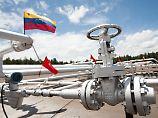 Drohende Staatspleite Venezuelas: Ölkonzern PDVSA rettet sich in neue Bonds
