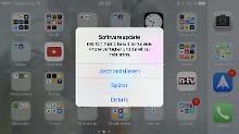 Update für iPhone und iPad: iOS 10.1 bringt viele Verbesserungen