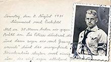 """""""Muss immer an Hitler denken"""": Tagebücher eines jungen Nationalsozialisten"""
