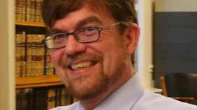 Volker Leppin ist evangelischer Theologe und Professor für Kirchengeschichte an der Universität Tübingen.