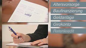 n-tv Ratgeber: Banken in Metropolen im Test