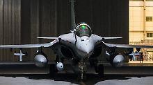 35 Rafale-Jets hat Indien schon gekauft. Eigentlich sollten es 126 werden. Der Rest muss nun woanders herkommen.