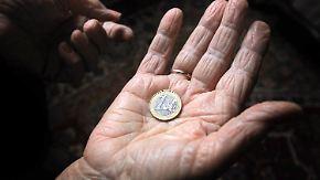 Private Vorsorge ein Muss: Regierung warnt vor drohender Altersarmut