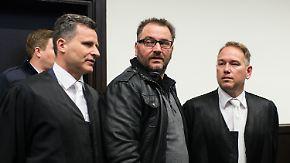 Tätern droht lebenslange Haft: Mordprozess gegen Folter-Paar aus Höxter beginnt