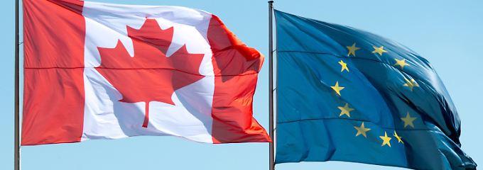 Weg frei für Handelsabkommen: Belgien einigt sich mit Regionen über Ceta