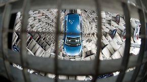 """Volkswagen steigert Gewinn: Kernmarke VW """"hängt kräftig durch"""""""