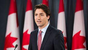Umstrittenes Freihandelsabkommen: EU und Kanada wollen Ceta am Mittag unterzeichnen