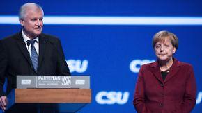 Anhaltende Spannungen mit Seehofer: Merkel fährt erstmals nicht zum CSU-Parteitag