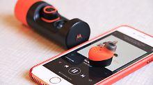 Bluetooth-In-Ears fürs iPhone 7: VerveOnes+ bieten kabellose Freiheit