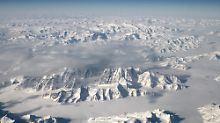 Giftige Gefahr in Grönland: Schmelzendes Eis legt US-Militärstation frei