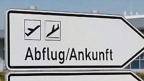 Flieger-Flaute am Kassel Airport: Ein Flughafen hält Winterschlaf