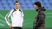 Zurück zu Joachim Löw: Miroslav Klose