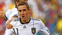 """""""Total weg vom Fußball"""": Klose hörte für die Familie auf"""