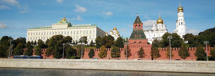 Prunk-Metro und riesige Klöster: Unterwegs in der Megametropole Moskau