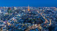 n-tv Spezial Japan: Tokio: Zwischen Kimonos und Mangafiguren