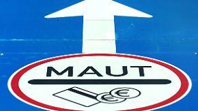 Deal zwischen Dobrindt und Juncker: Pkw-Maut könnte mit Änderungen doch kommen