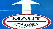 Geplante Maut-Einnahmen: Rechnungshof äußert Skepsis