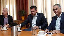 Reformunwillige Minister müssen gehen: Tsipras bildet griechische Regierung um