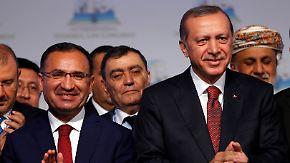 """""""Türken haben überhaupt keine Rechte"""": Türkischer Justizminister greift Deutschland an"""