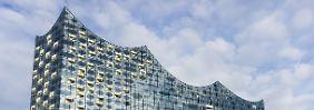 Neues Wahrzeichen für Hamburg: Ist die Elbphilharmonie ein Touristenmagnet?