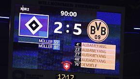 """Stimmen zur HSV-Niederlage: """"Andere Mannschaften kämpfen wenigstens"""""""