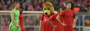 FC Bayern München - TSG Hoffenheim 1:1 (1:1)