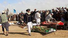 Mehr als 30 Zivilisten getötet: UN untersuchen Nato-Angriff in Kundus