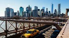 Tapfer in New York: Trump-Wähler bekennen sich