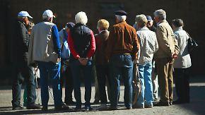 Zweifel an breitem Konsens: CDU, CSU und SPD treffen sich zum Rentengipfel in Berlin