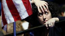 Blankes Entsetzen im Clinton-Lager: Der Wahlkrimi, der Trump den Sieg brachte
