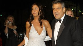 Promi-News des Tages: Neuer Job von Ex-Freundin könnte für Clooney unangenehm werden