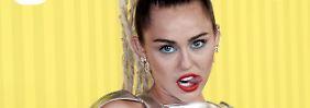 Miley Cyrus unter den Opfern: Hacker stellen neue Nacktfotos ins Netz