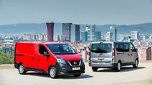 Der Nissan NV300 ist baugleich mit dem Renault Traffic und dem Opel Vivaro. Dennoch hat er seine Eigenarten.