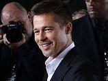 """Geht da was?: Brad Pitt flirtet mit """"The Body"""""""