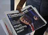 Kommt nach Brexit Caleavefornia?: Trump versetzt das Silicon Valley in Aufruhr