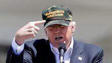 Vorbild für die AfD?: Trump hatte die bessere Story