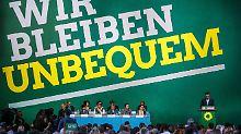 Kurs auf die Bundestagswahl: Özdemir schwört die Grünen ein