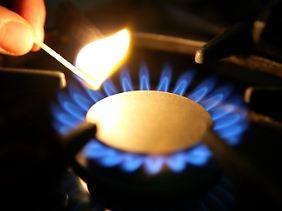 Niedrigste Gaspreise seit 2006.