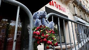 Ein Jahr nach dem Anschlag: Bataclan wird mit Sting-Konzert wiedereröffnet
