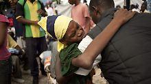 Mehr als 10.000 Infizierte in Haiti: Cholera nicht zu stoppen