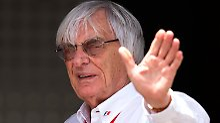 """""""Weiß nicht, wie wir ihn retten können"""": Ecclestone sieht Deutschland-GP vorm Aus"""